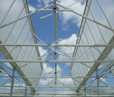 The Advantages of Glass Greenhouse Cultivation